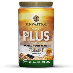Vegetarian protein - SunWarrior Classic Plus