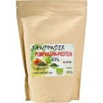 Växtprotein - Pumpakärn-protein