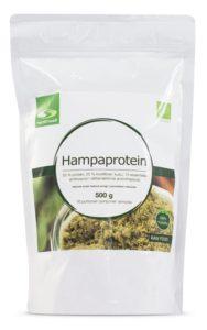 Vegetarian protein - Hampaprotein