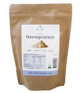 Havreprotein - Helhetshälsa