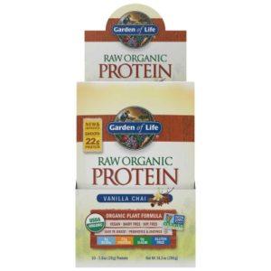 RAW Organic Protein - Provpåse Vanilj Chai