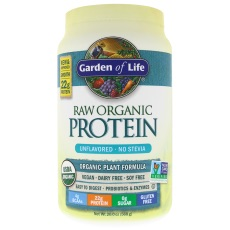 RAW Organic Protein Garden of Life - Naturell