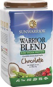Warrior Blend Protein Choklad - Sunwarrior
