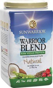 Warrior Blend Protein Naturell - Sunwarrior