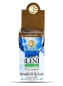 Warrior Blend - Provpåse Choklad