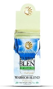Warrior Blend - Provpåse Naturell