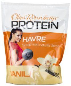 Havreprotein - Olga Rönnbergs Havreprotein