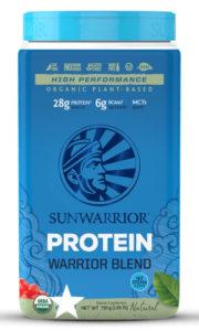 Vegetarian protein - Warrior Blend